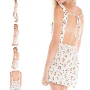 Brandy Dahlia Dress